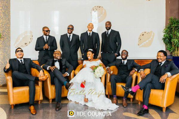 Veno & Timi | Lagos Nigerian Wedding - Edo & Yoruba | Jide Odukoya | BellaNaija 0.Veno-and-Timi-White-Wedding-5331