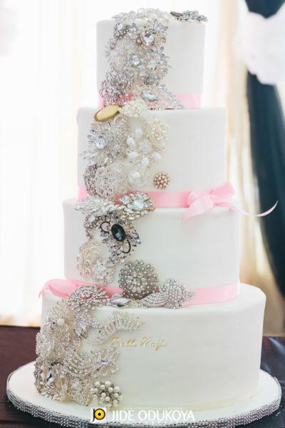 Veno & Timi | Lagos Nigerian Wedding - Edo & Yoruba | Jide Odukoya | BellaNaija 0.Veno-and-Timi-White-Wedding-5354