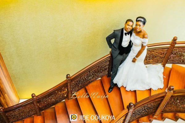 Veno & Timi | Lagos Nigerian Wedding - Edo & Yoruba | Jide Odukoya | BellaNaija 0.Veno-and-Timi-White-Wedding-5775