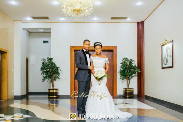 Veno & Timi | Lagos Nigerian Wedding - Edo & Yoruba | Jide Odukoya | BellaNaija 0.Veno-and-Timi-White-Wedding-5906