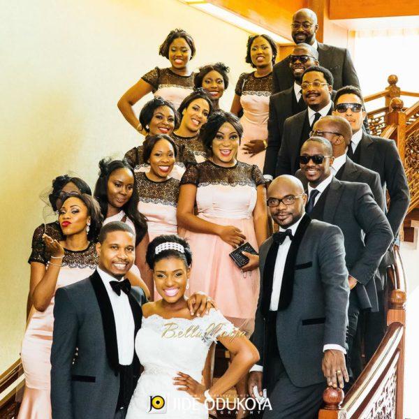 Veno & Timi | Lagos Nigerian Wedding - Edo & Yoruba | Jide Odukoya | BellaNaija 0.Veno-and-Timi-White-Wedding-6136