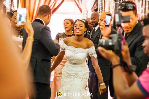 Veno & Timi | Lagos Nigerian Wedding - Edo & Yoruba | Jide Odukoya | BellaNaija 0.Veno-and-Timi-White-Wedding-6353