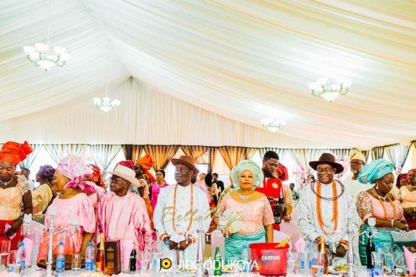Veno & Timi | Lagos Nigerian Wedding - Edo & Yoruba | Jide Odukoya | BellaNaija 0.Veno-and-Timi-White-Wedding-6473