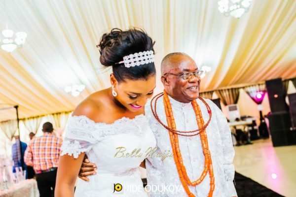 Veno & Timi | Lagos Nigerian Wedding - Edo & Yoruba | Jide Odukoya | BellaNaija 0.Veno-and-Timi-White-Wedding-6730
