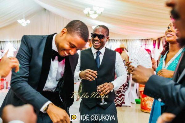 Veno & Timi | Lagos Nigerian Wedding - Edo & Yoruba | Jide Odukoya | BellaNaija 0.Veno-and-Timi-White-Wedding-8093