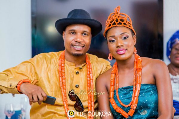 Veno & Timi | Lagos Nigerian Wedding - Edo & Yoruba | Jide Odukoya | BellaNaija 007.15