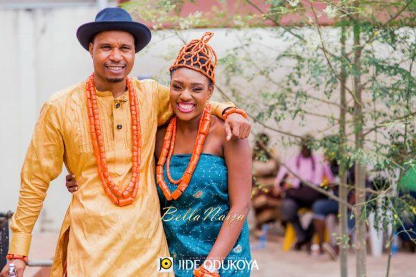Veno & Timi | Lagos Nigerian Wedding - Edo & Yoruba | Jide Odukoya | BellaNaija 008.16