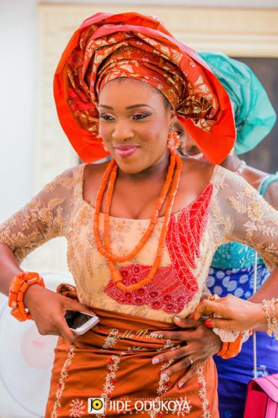 Veno & Timi | Lagos Nigerian Wedding - Edo & Yoruba | Jide Odukoya | BellaNaija 009.17