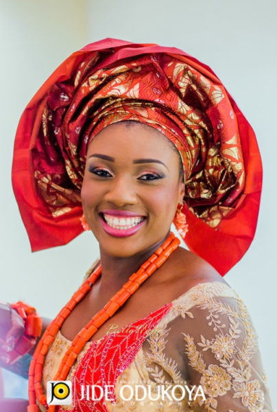 Veno & Timi | Lagos Nigerian Wedding - Edo & Yoruba | Jide Odukoya | BellaNaija 010.18
