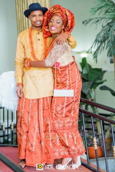 Veno & Timi | Lagos Nigerian Wedding - Edo & Yoruba | Jide Odukoya | BellaNaija 011.19