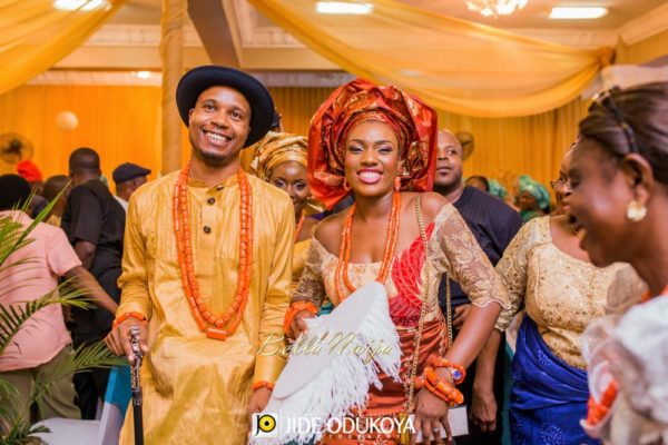Veno & Timi | Lagos Nigerian Wedding - Edo & Yoruba | Jide Odukoya | BellaNaija 018.24