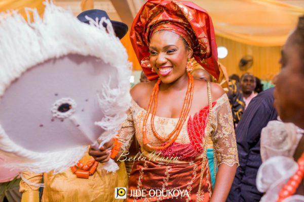 Veno & Timi | Lagos Nigerian Wedding - Edo & Yoruba | Jide Odukoya | BellaNaija 020.26
