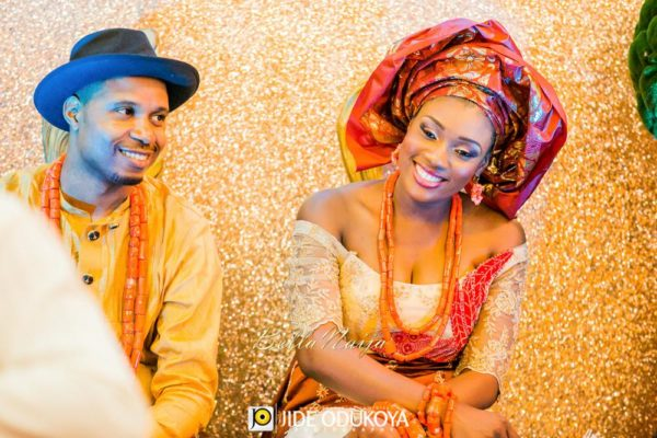 Veno & Timi | Lagos Nigerian Wedding - Edo & Yoruba | Jide Odukoya | BellaNaija 022.28