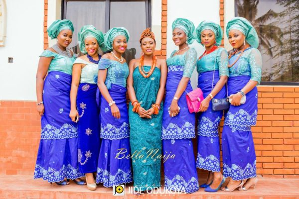 Veno & Timi | Lagos Nigerian Wedding - Edo & Yoruba | Jide Odukoya | BellaNaija 026.4