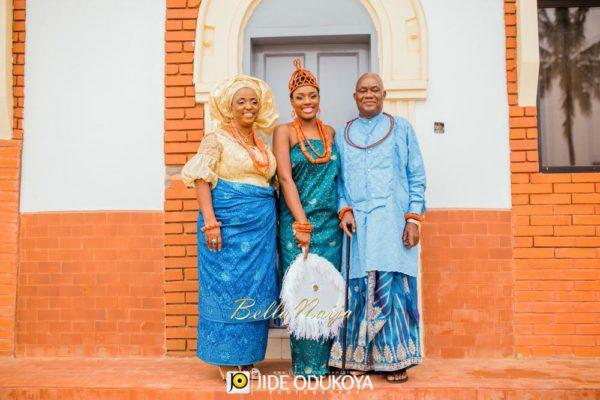 Veno & Timi | Lagos Nigerian Wedding - Edo & Yoruba | Jide Odukoya | BellaNaija 027.5