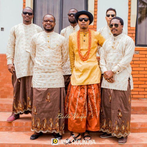 Veno & Timi | Lagos Nigerian Wedding - Edo & Yoruba | Jide Odukoya | BellaNaija 028.6