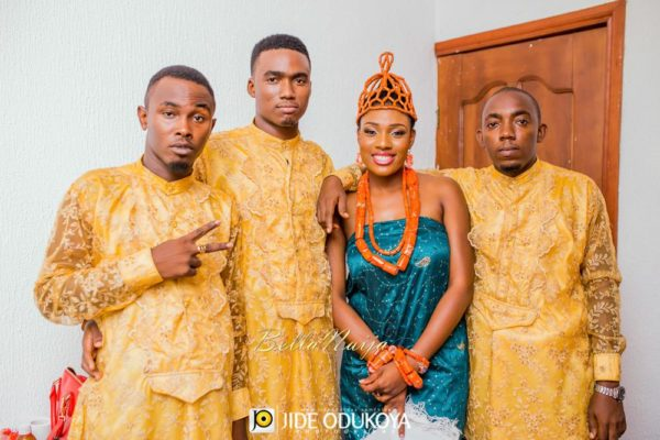 Veno & Timi | Lagos Nigerian Wedding - Edo & Yoruba | Jide Odukoya | BellaNaija 030.8