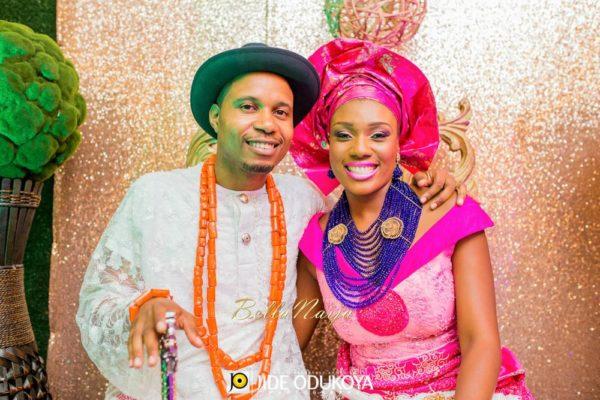 Veno & Timi | Lagos Nigerian Wedding - Edo & Yoruba | Jide Odukoya | BellaNaija 033.Veno-and-Timi-Tradf1-10018