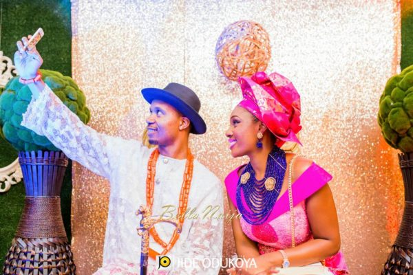 Veno & Timi | Lagos Nigerian Wedding - Edo & Yoruba | Jide Odukoya | BellaNaija 034.Veno-and-Timi-Tradf1-10020