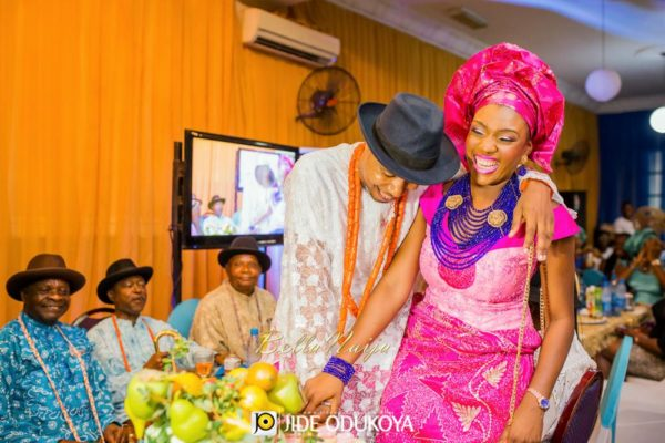 Veno & Timi | Lagos Nigerian Wedding - Edo & Yoruba | Jide Odukoya | BellaNaija 035.Veno-and-Timi-Tradf1-10028