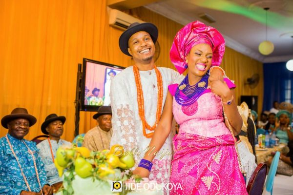 Veno & Timi | Lagos Nigerian Wedding - Edo & Yoruba | Jide Odukoya | BellaNaija 036.Veno-and-Timi-Tradf1-10029