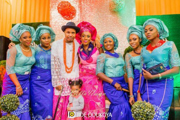 Veno & Timi | Lagos Nigerian Wedding - Edo & Yoruba | Jide Odukoya | BellaNaija 037.Veno-and-Timi-Tradf1-10034