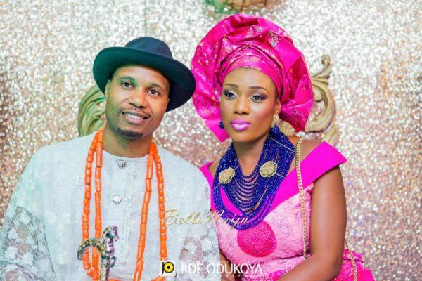 Veno & Timi | Lagos Nigerian Wedding - Edo & Yoruba | Jide Odukoya | BellaNaija 040.Veno-and-Timi-Tradf3-10085