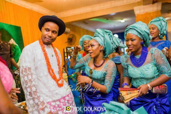 Veno & Timi | Lagos Nigerian Wedding - Edo & Yoruba | Jide Odukoya | BellaNaija 042.Veno-and-Timi-Tradg-10013