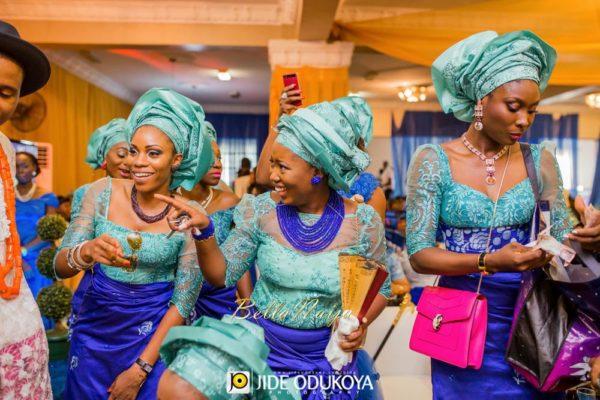 Veno & Timi | Lagos Nigerian Wedding - Edo & Yoruba | Jide Odukoya | BellaNaija 043.Veno-and-Timi-Tradg-10014