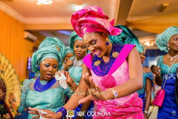 Veno & Timi | Lagos Nigerian Wedding - Edo & Yoruba | Jide Odukoya | BellaNaija 044.Veno-and-Timi-Tradg-10018