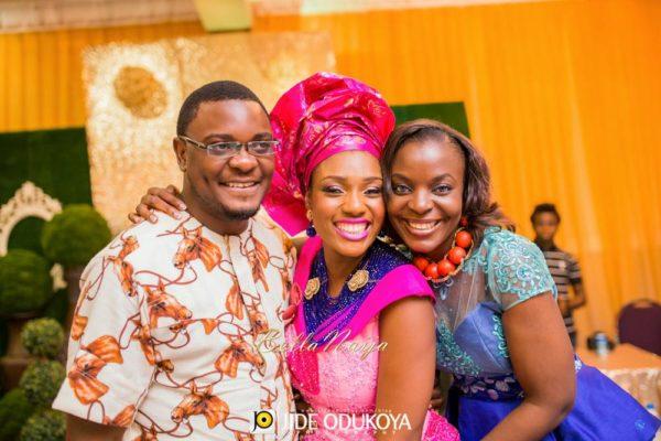 Veno & Timi | Lagos Nigerian Wedding - Edo & Yoruba | Jide Odukoya | BellaNaija 046.Veno-and-Timi-Tradg-10076