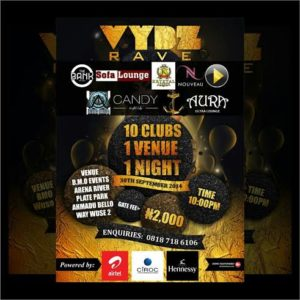 Vybz Rave - Bellanaija - September 2014
