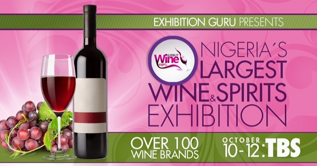 wine and spirits exhibition lagos
