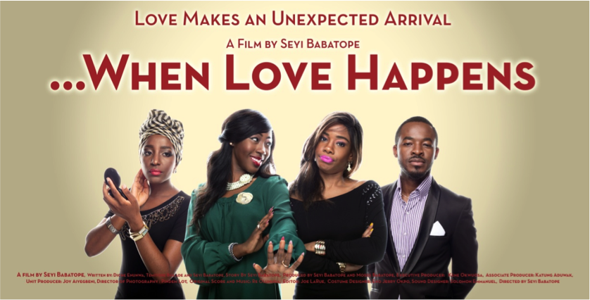Image result for when love happens again seyi babatope