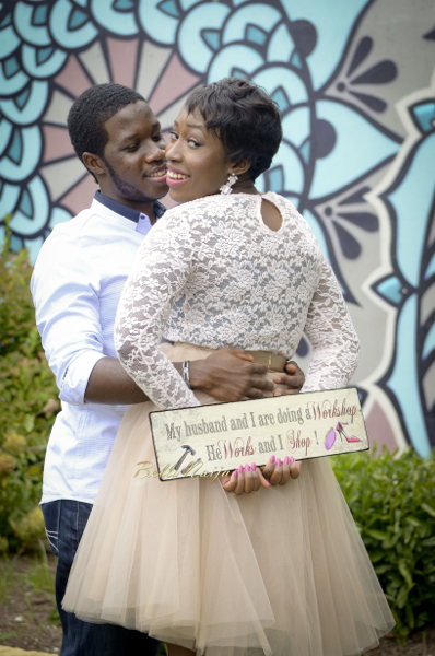We Are One BN Weddings Catches Up With Yawa Yaw On Their