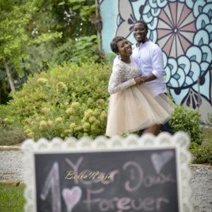 Yawa & Yaw Sarpong | 1 Year Wedding Anniversary | Ghanaian | Leslie Marie Photography | BellaNaija 005