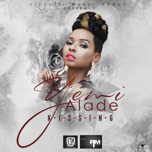 Yemi Alade - KISSING-Art