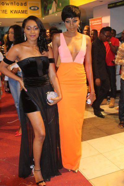 Tana Adelena & Yvonne Nelson