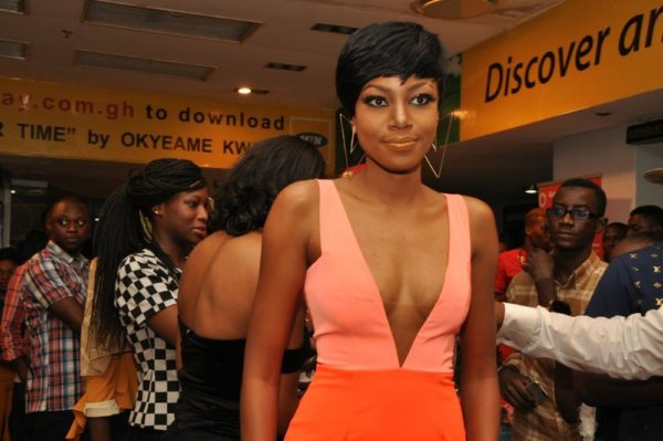 Yvonne Nelson Single Married Complicated Accra Premiere BellaNaija 52