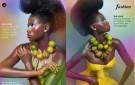 Zen Magazine Fruity Glam Editorial - Bellanaija - September 2014008