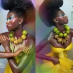 Zen Magazine Fruity Glam Editorial - Bellanaija - September 2014008