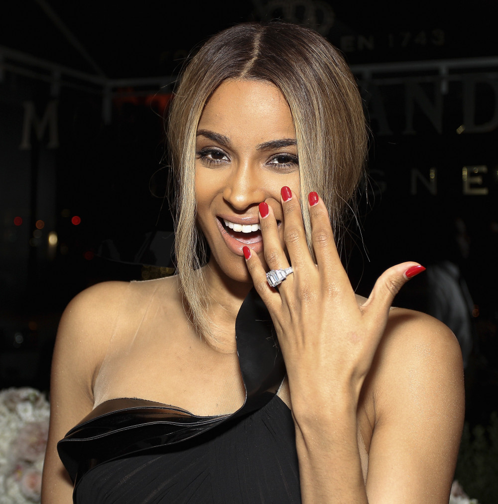 Ciara Returns $500K Engagement Ring to Future | Would You ...