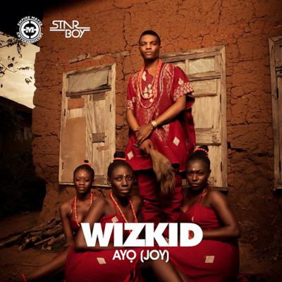 wizkid joy album cover
