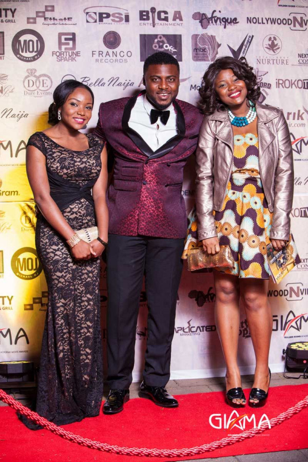 3rd Annual GIAMA Awards - Bellanaija - October2014011