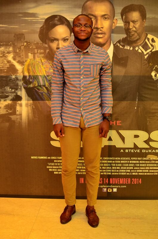 A Place in the Stars VVIP Movie Screening - Bellanaija - Octoberr2014003