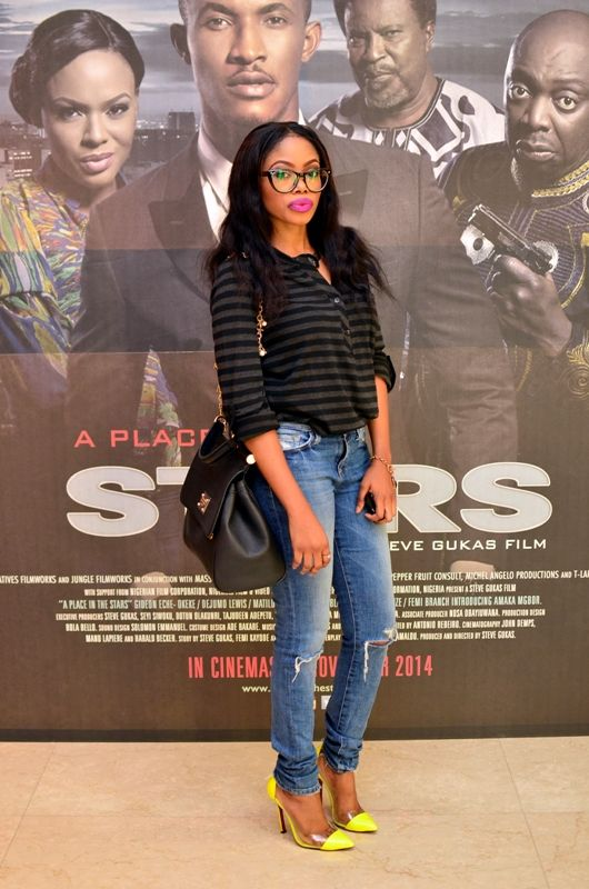 A Place in the Stars VVIP Movie Screening - Bellanaija - Octoberr2014004
