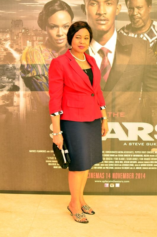 A Place in the Stars VVIP Movie Screening - Bellanaija - Octoberr2014008