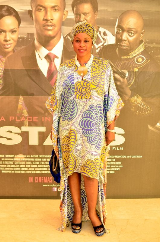 A Place in the Stars VVIP Movie Screening - Bellanaija - Octoberr2014009