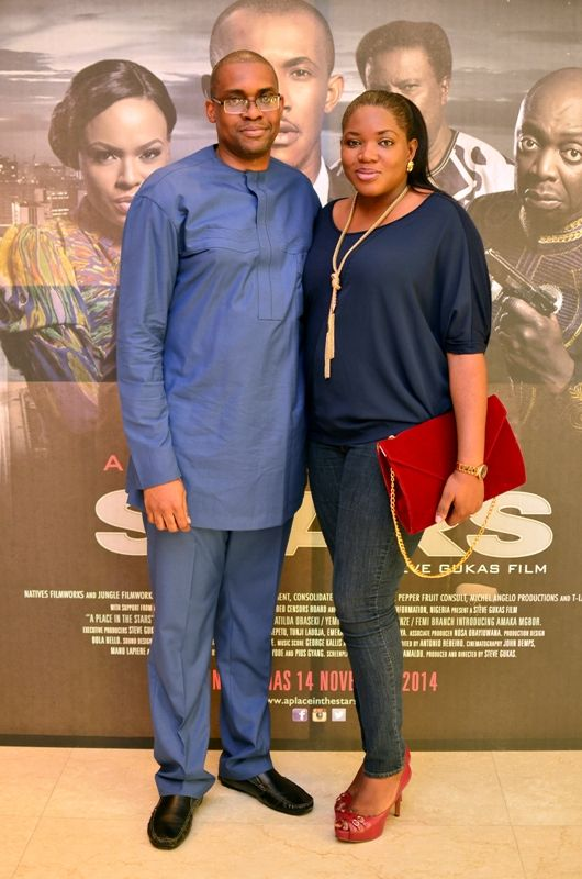 A Place in the Stars VVIP Movie Screening - Bellanaija - Octoberr2014012