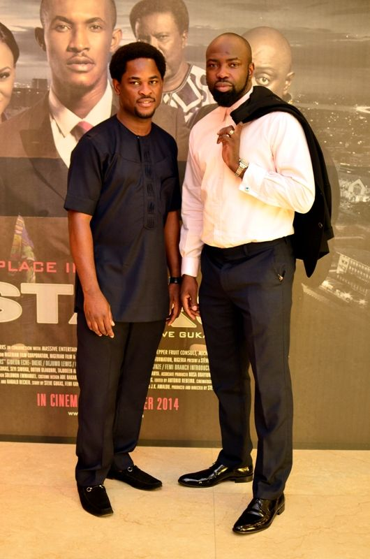 A Place in the Stars VVIP Movie Screening - Bellanaija - Octoberr2014015